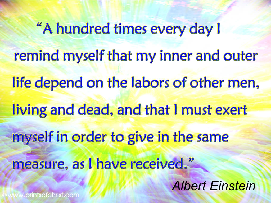 Einstein Sayings