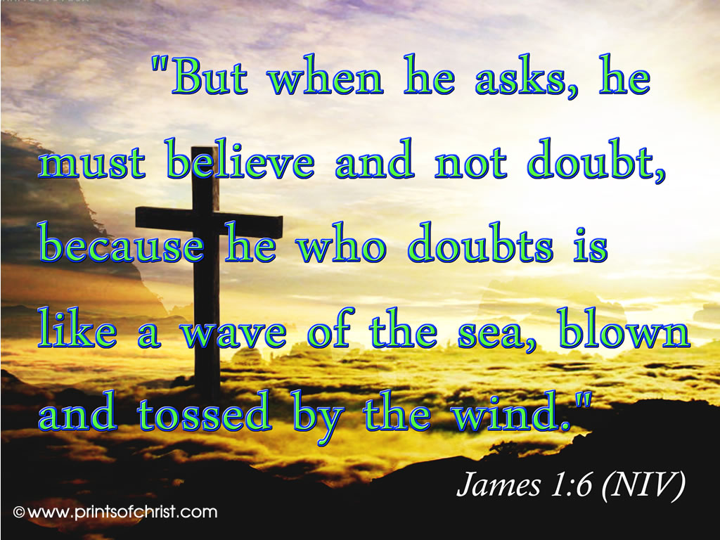 James Bible Verses Wallpaper
