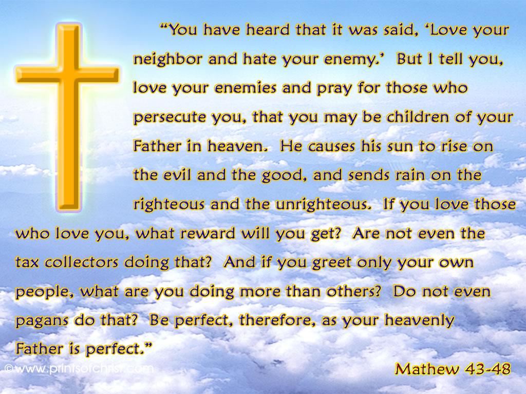 Forgiveness Bible Quotes Free Jesus Christ Wallpaper