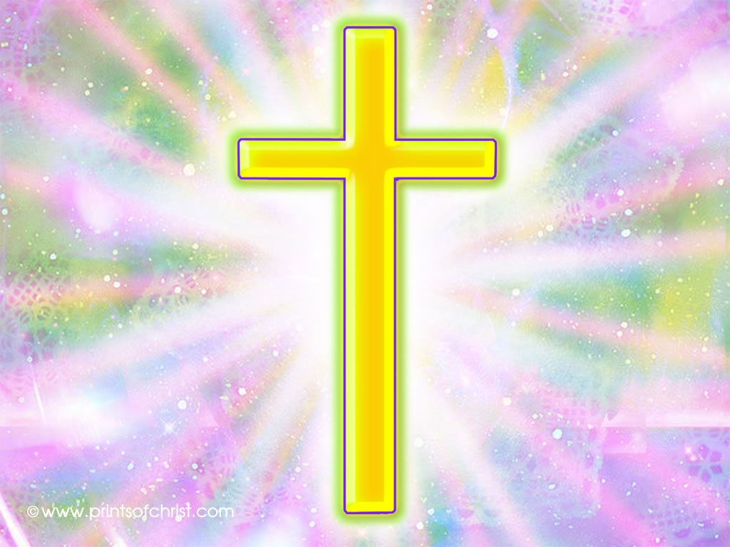 cross colorful image