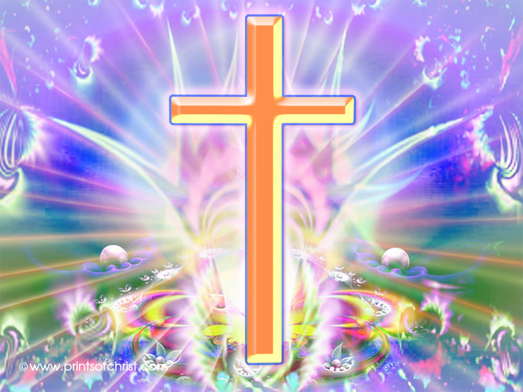 Orange cross image