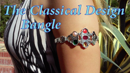 Many Gem Bracelet Classical Design Navaratna