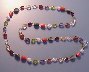 The Chakra Necklace - photo #1