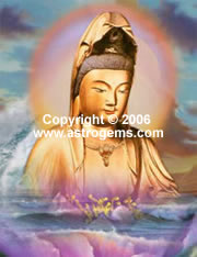 Picture of Kwan Yin