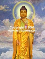 Buddha painting