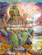 Posters of Ganesha