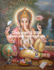 Ganesha Lord picture