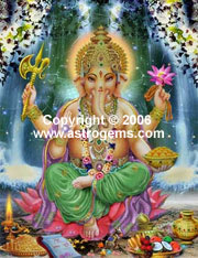 Pictures of Ganesha