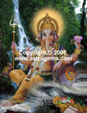 Ganesha god picture