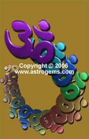 free aum graphic