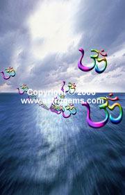 free om graphic