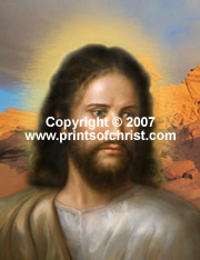 Poster of Jesus Christ