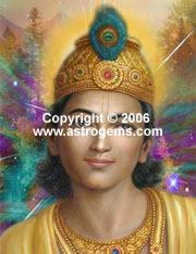 Poster of Krishna