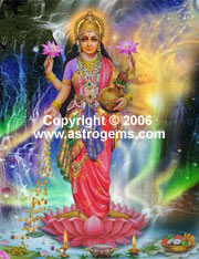 Prints of Lakshmi