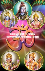 Hindu dieties