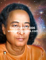 Color pictures of Yogananda