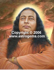 Postcards of Yogananda