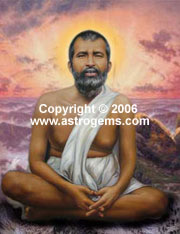 Ramakrisha painting
