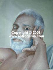 Ramana Maharshi picture
