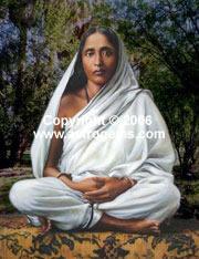 Sri Sarada Devi picture