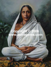 Sri Sarada Devi prints