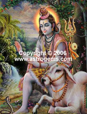 Prints of Shiva