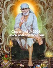 Ramana Maharshi painting