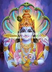 Picture of Vishnu