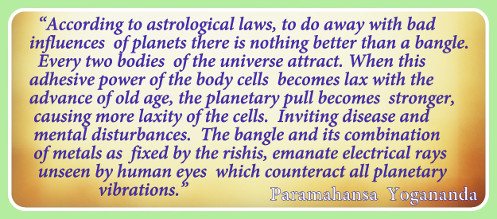Quote by Paramahansa Yogananda on astrological laws
