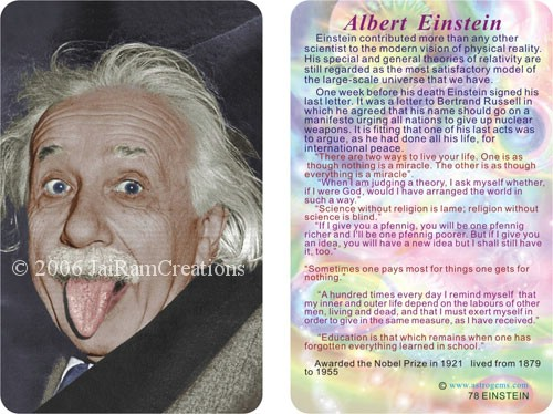 Einstein Wallet photo