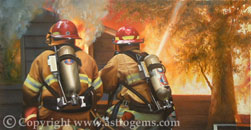 fire fighter images
