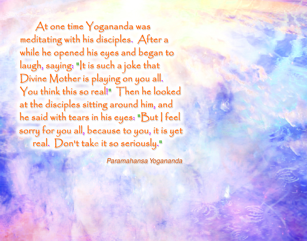 Yogananda real quote