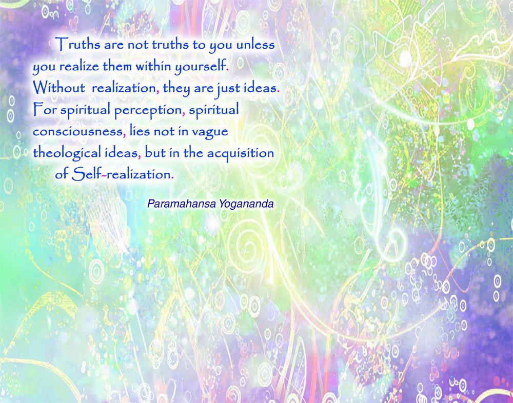 Yogananda Quotes Truth Pyq79 Yogananda Truths