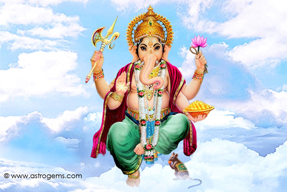 God ganesh beautiful wallpapers