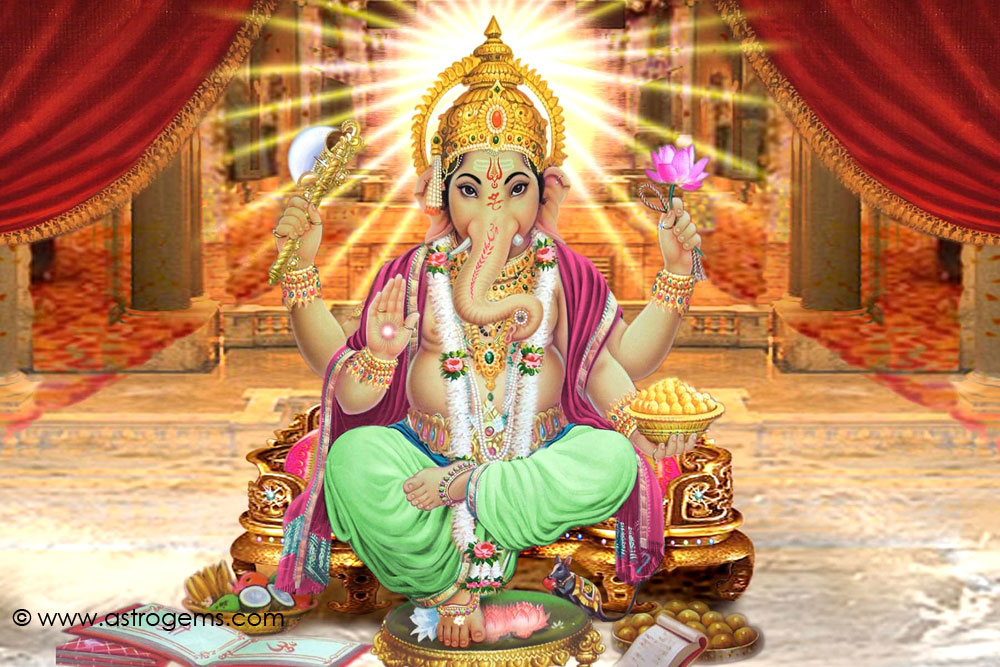 God ganesh cute wallpapers