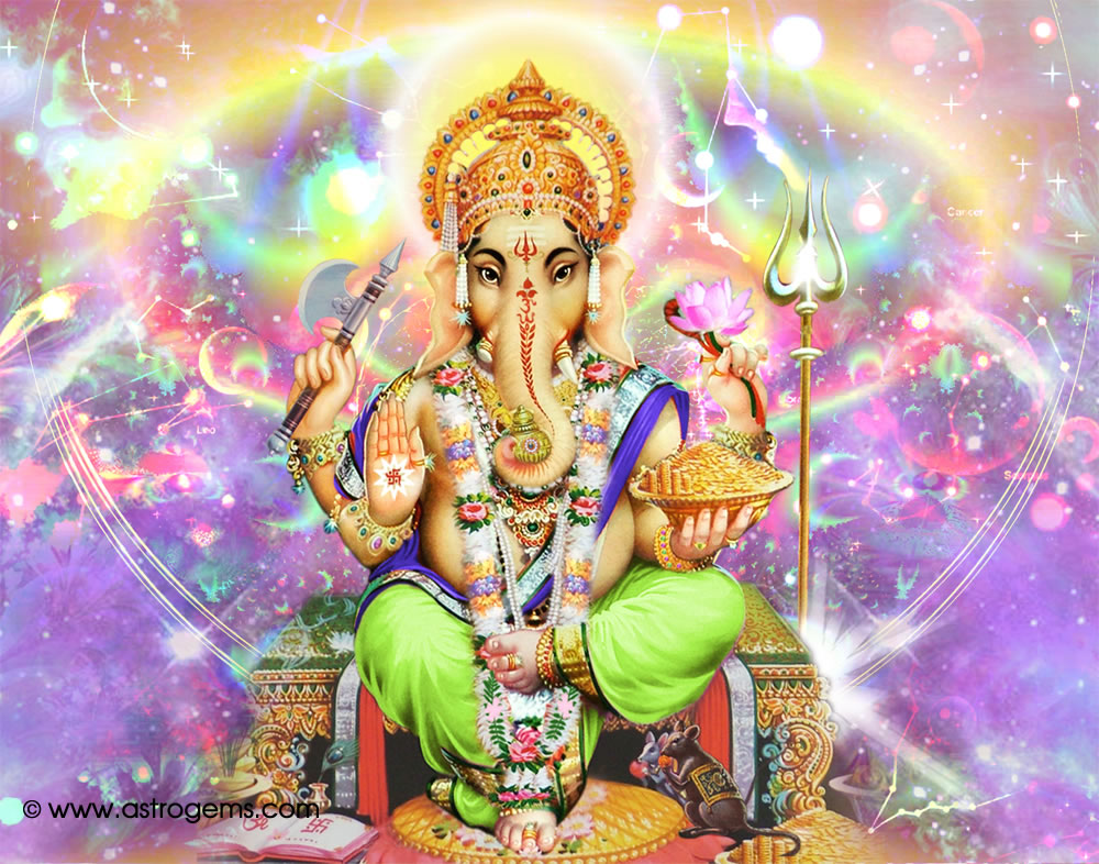 ganesh background