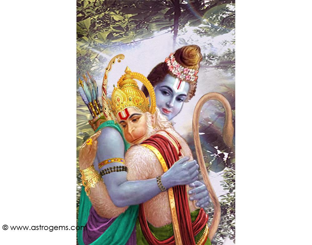 free hanuman wallpaper