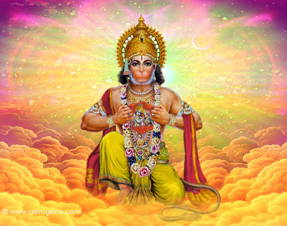 Beautiful Hanuman Wallpapers Pawanputra Backgrounds