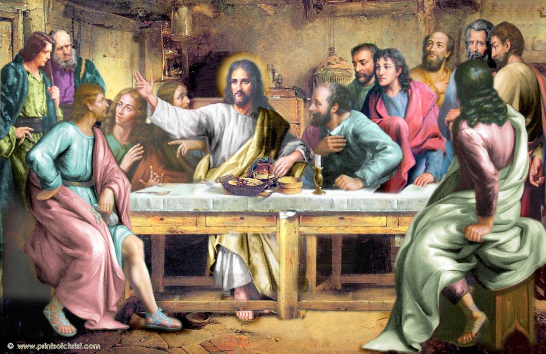 Ultima cena biblia