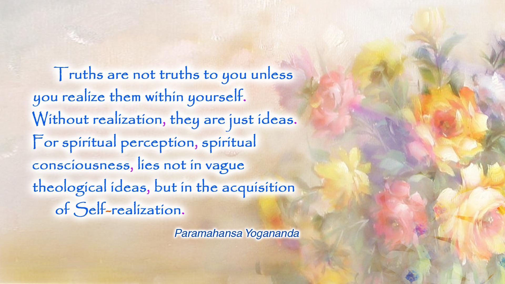 Yogananda Quotes Truth Pyq133 Yogananda Truths Ideas