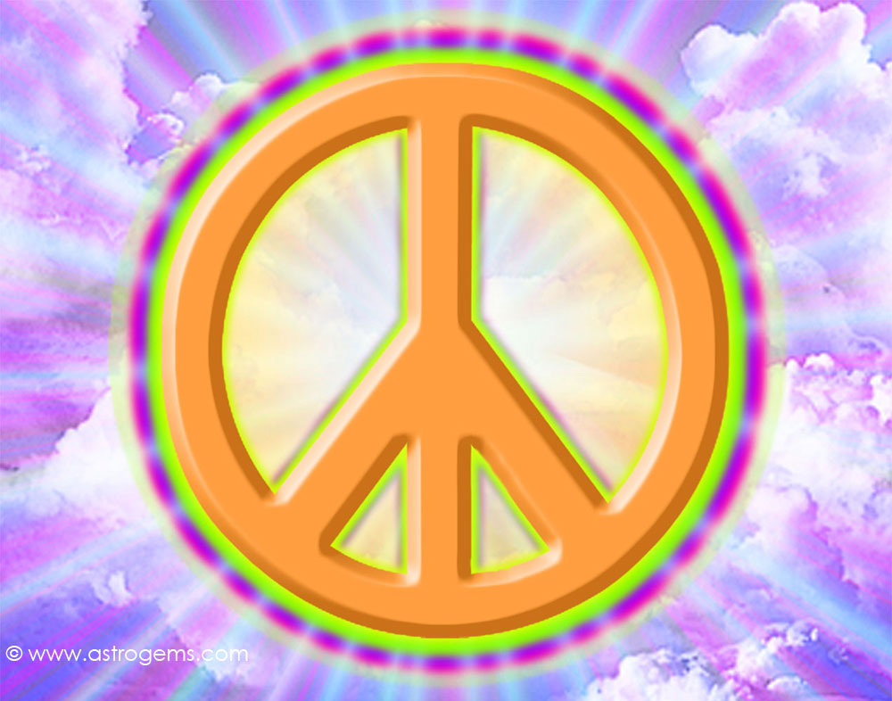 cool peace sign backgrounds. PS09 cool peace sign