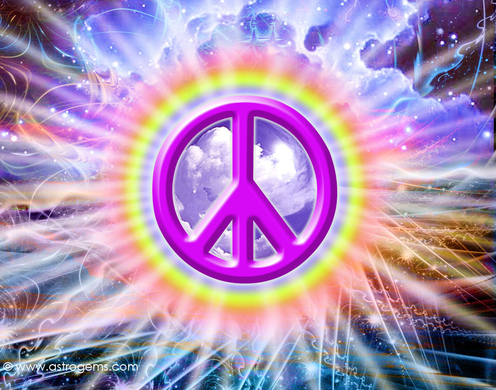 Free Peace Wallpaper
