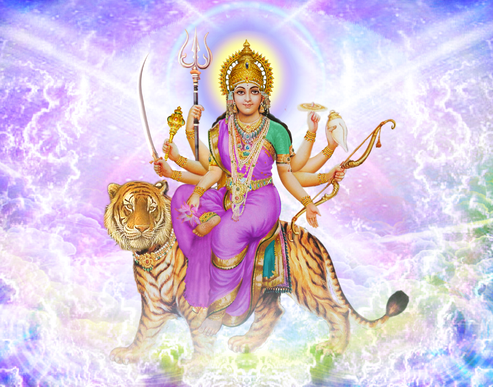 Goddess Durga Wallpapers Shakti Backgrounds