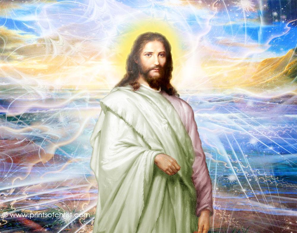 Светлая память, открытки про иисуса